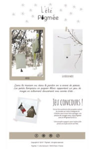 Newsletter Aout 2015